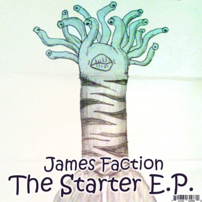 The Starter EP cover art