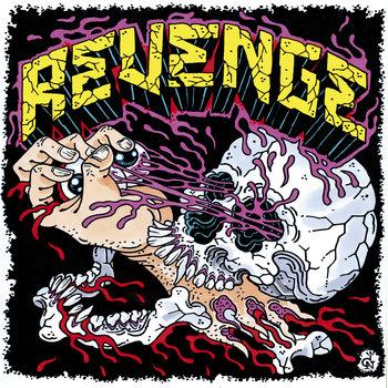 Revenge - S/T cover art