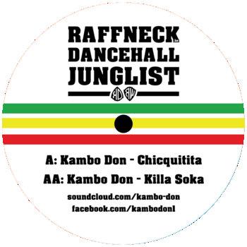 """Chicquitita // Killa Soka 7"""" - RDJ001 cover art"""