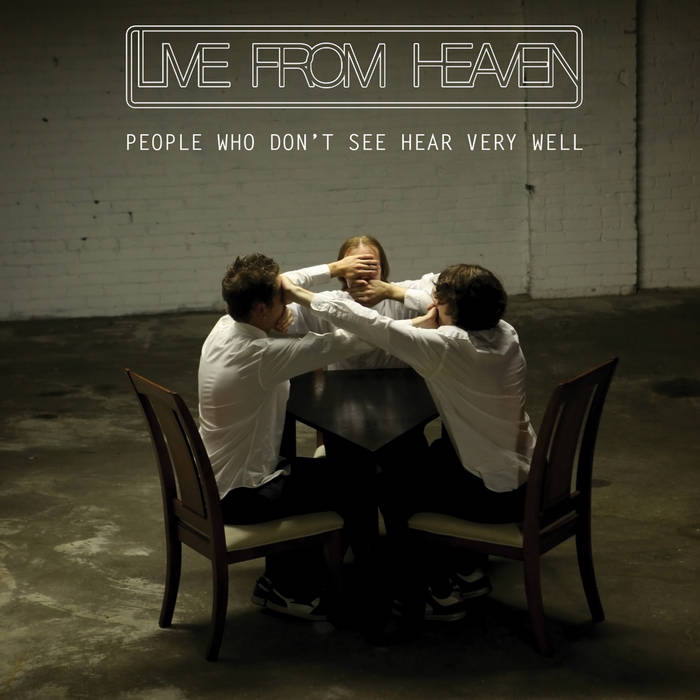 People Who Don't See Hear Very Well cover art