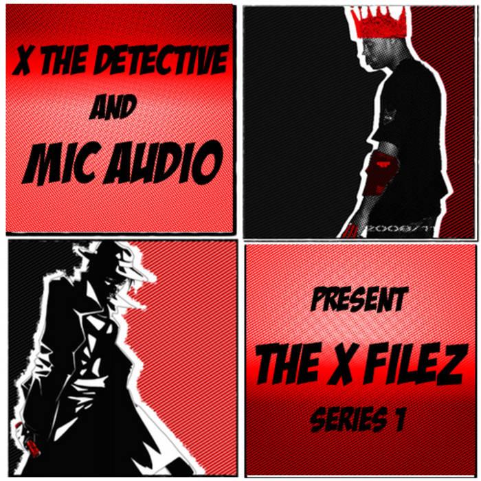 The X Filez cover art
