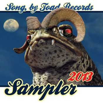Song, by Toad Records 2013 Sampler cover art