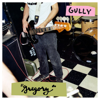 Gregory cover art