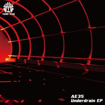 Underdrain EP (TEBR-008) cover art