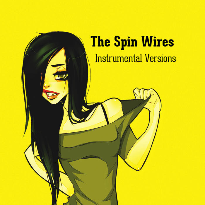 The Spin Wires' Instrumental Tracks Free for Use in Games, Videos & Other Media (kinda like Creative Commons license) cover art