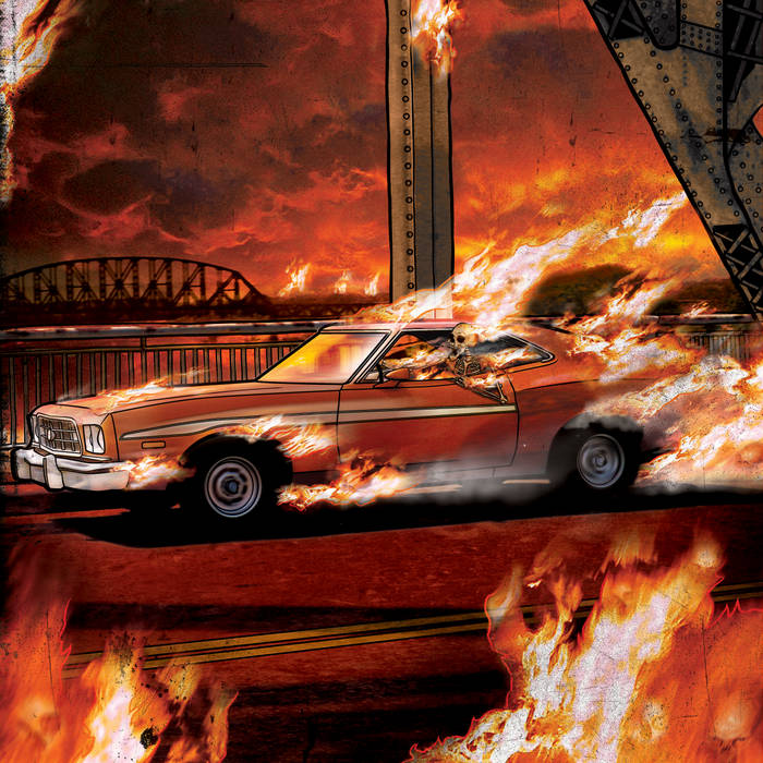 Bridgeburner cover art