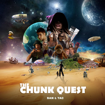 The Chunk Quest cover art