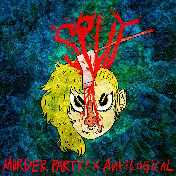 Split w/ Murder Party cover art