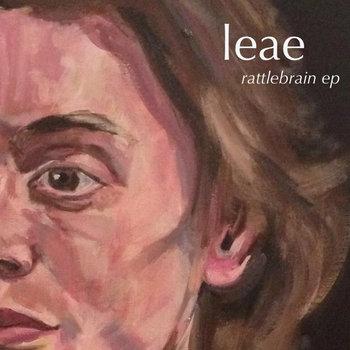 rattlebrain ep cover art