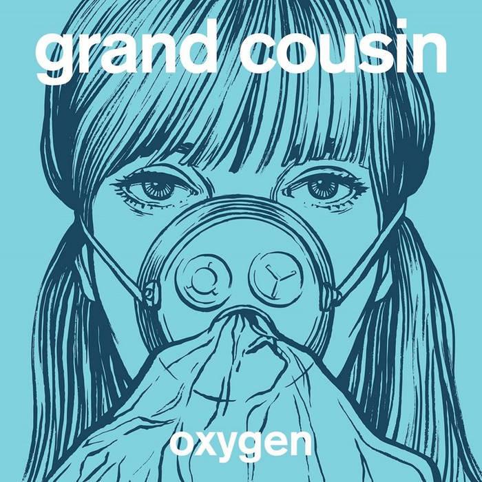 Oxygen cover art