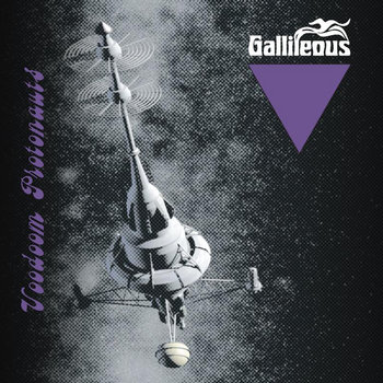Voodoom Protonauts cover art