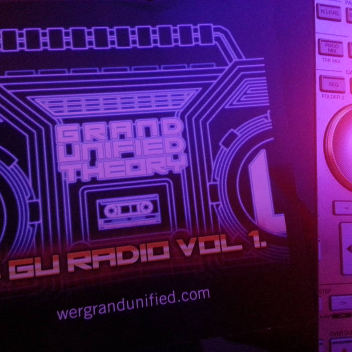 #GU Radio Vol. 1 cover art