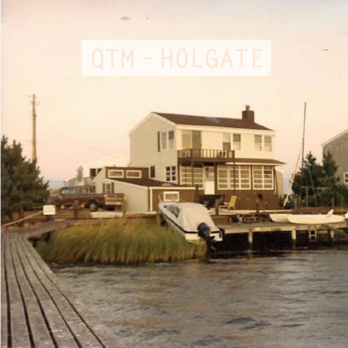 Holgate EP cover art