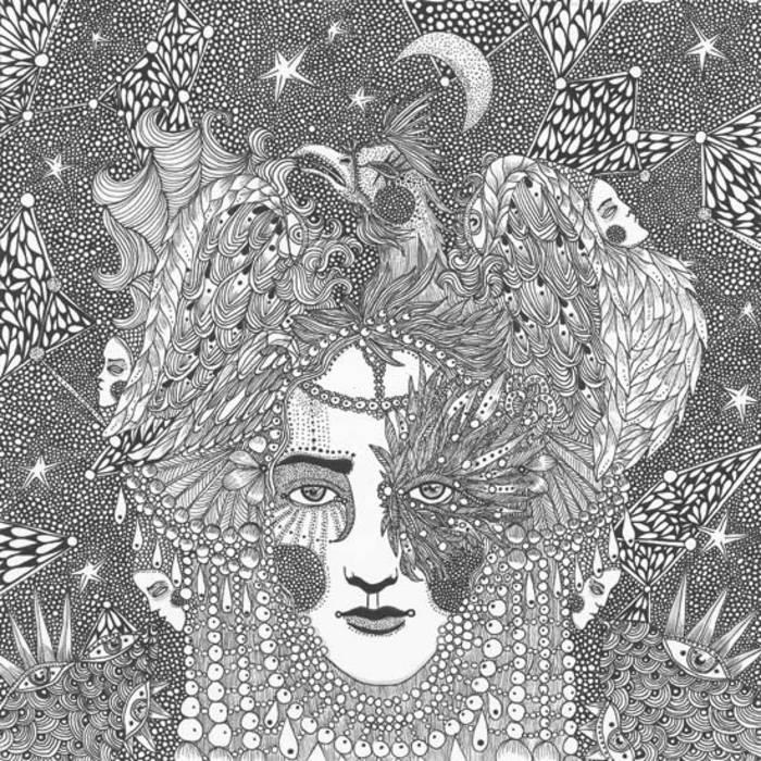 Girl/Phoenix EP cover art