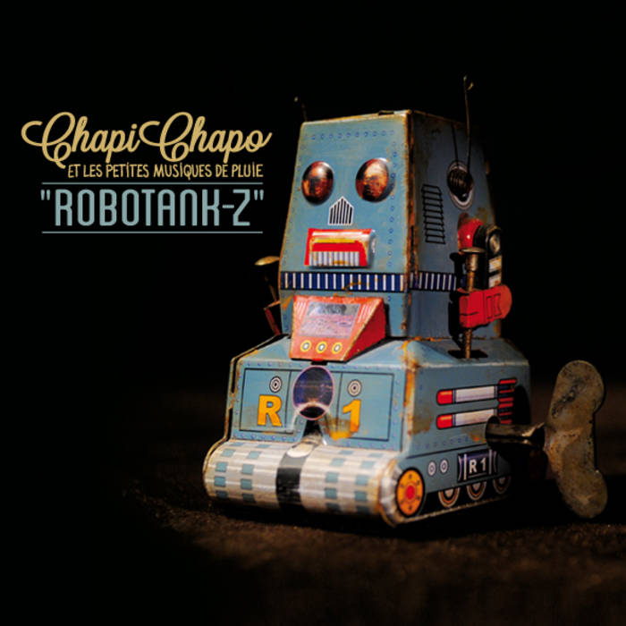 Robotank-z (2013) cover art