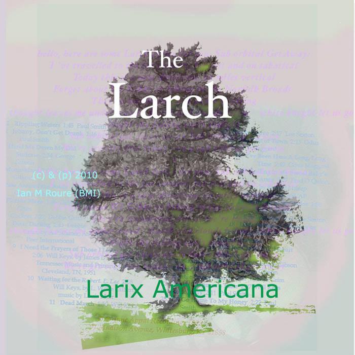 Larix EP cover art