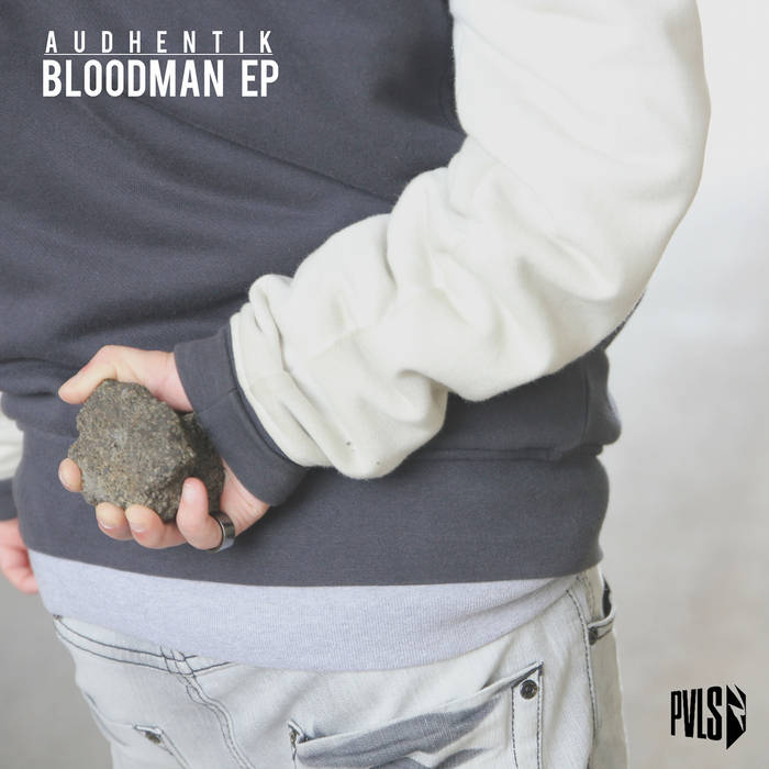 Bloodman EP cover art