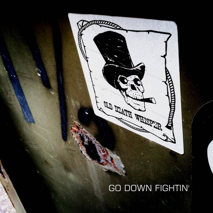 Go Down Fightin' cover art