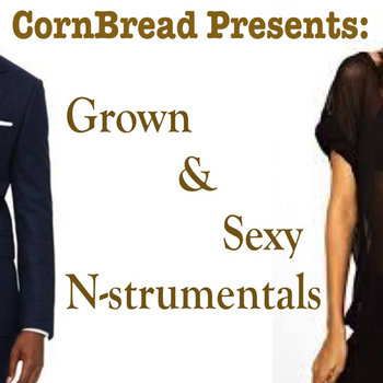 Grown & Sexy N-strumentals cover art
