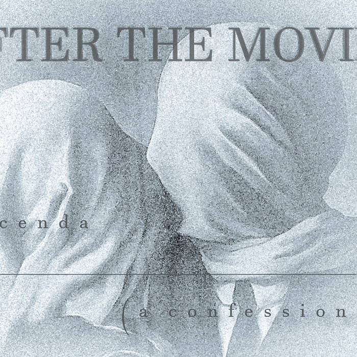 Tacenda (a confession...) cover art