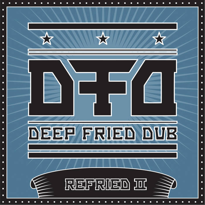 Refried II cover art