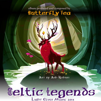 Celtic Legends cover art