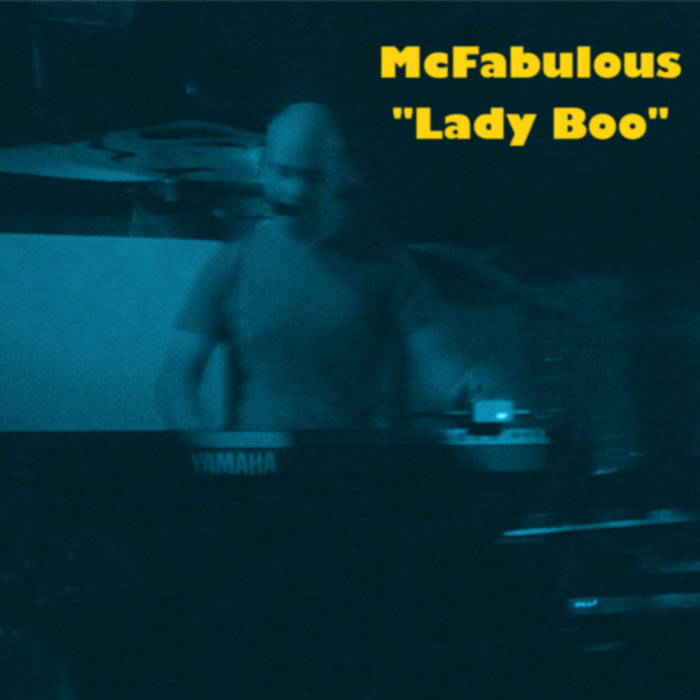 Lady Boo cover art