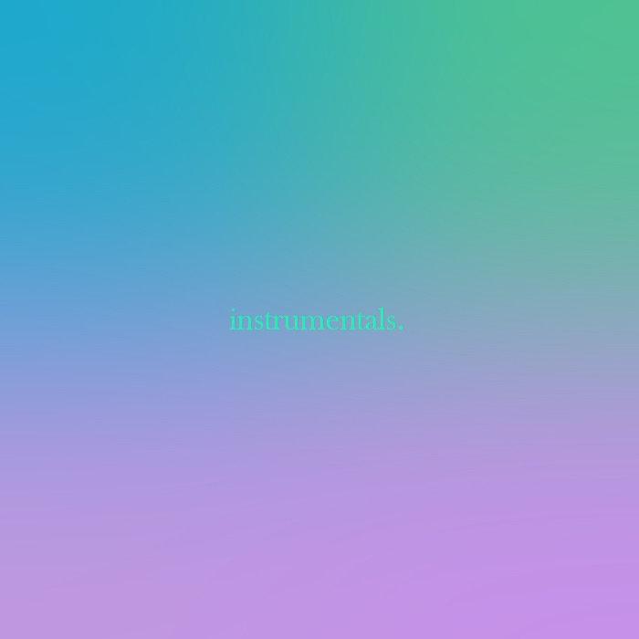 instrumentals vol. 1 cover art