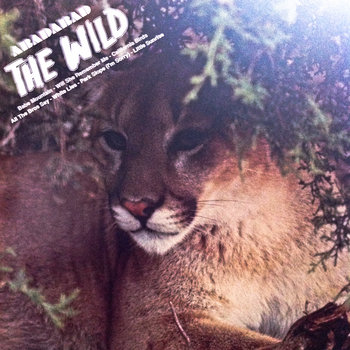 The Wild EP cover art