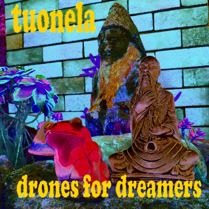 Drones for dreamers cover art