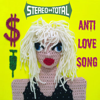 Anti Love Song cover art