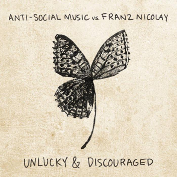 Unlucky & Discouraged (Remixes) cover art