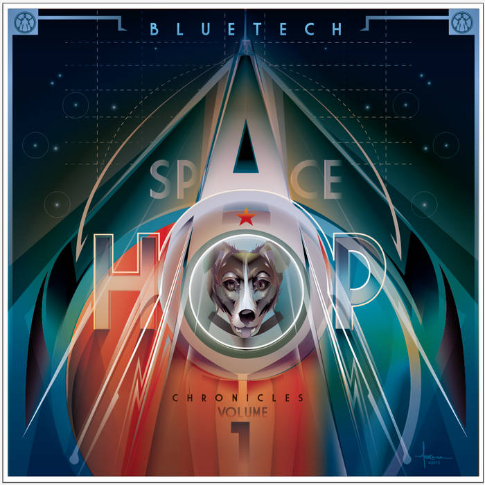 Spacehop Chronicles Vol. 1 cover art