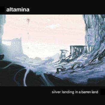 Silver Landing in a Barren Land cover art