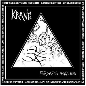 Broken Waves cover art