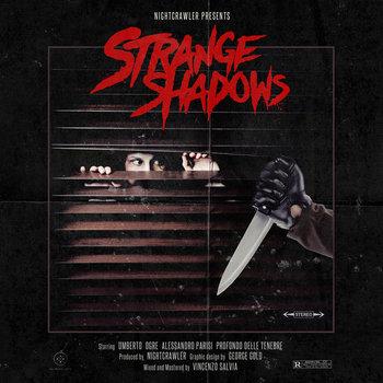 Strange Shadows EP cover art