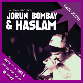 Jorun & Haslam cover art