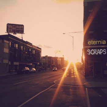 SCRAPS (produced by Durazzo) cover art