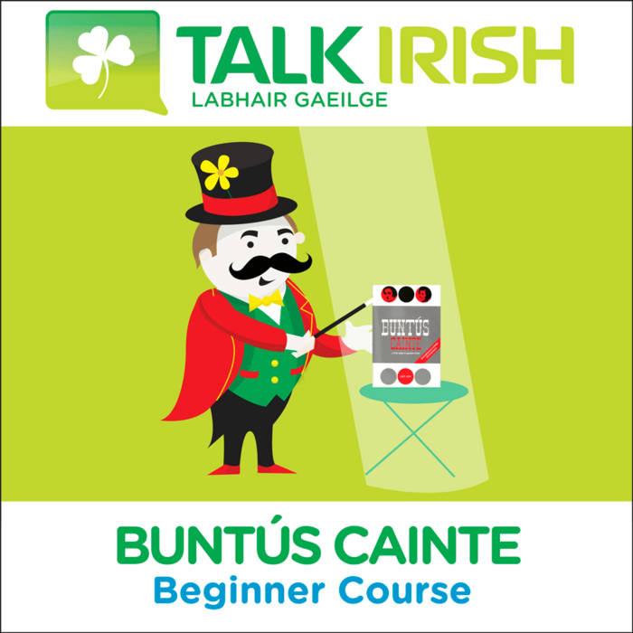 Buntús Cainte Beginners MP3 Course cover art