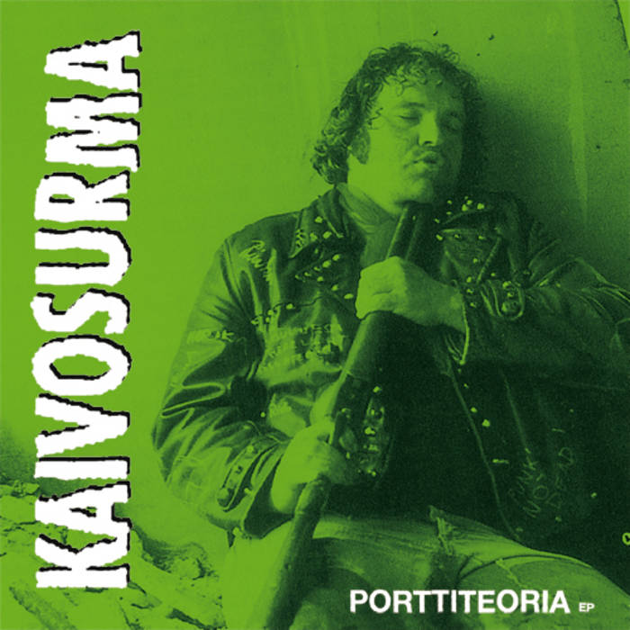 """Kaivosurma - Porttiteoria 7"""" cover art"""
