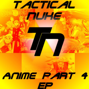 Anime Part 4 EP cover art