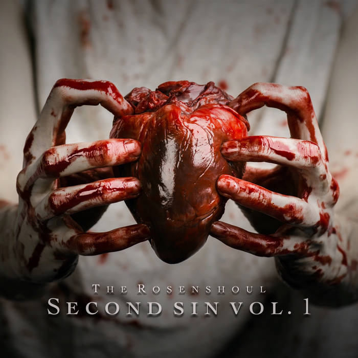 Second Sin Vol.1 cover art