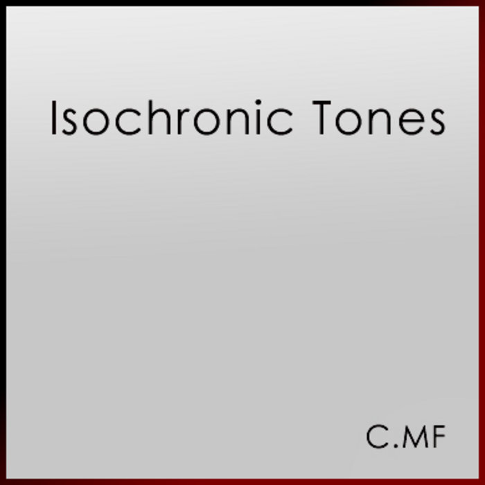 Isochronic Tones cover art