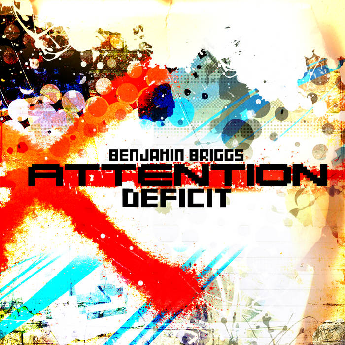 Attention Deficit EP cover art