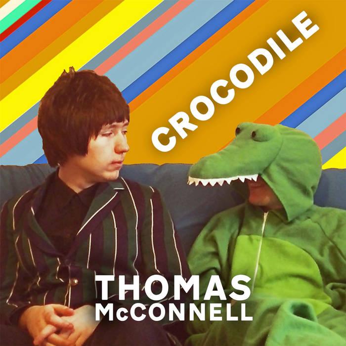 Crocodile (Single) cover art