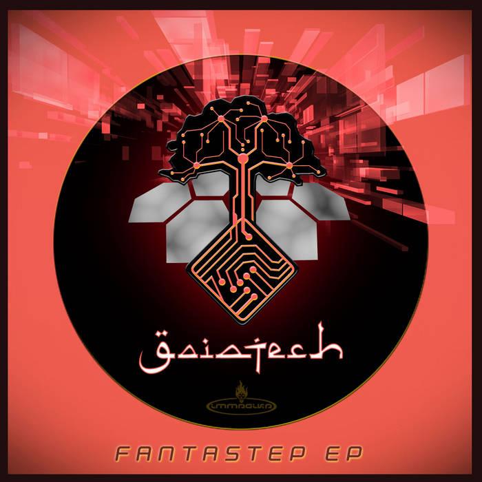 Fantastep EP cover art