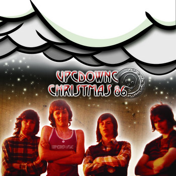 Christmas 86 EP cover art
