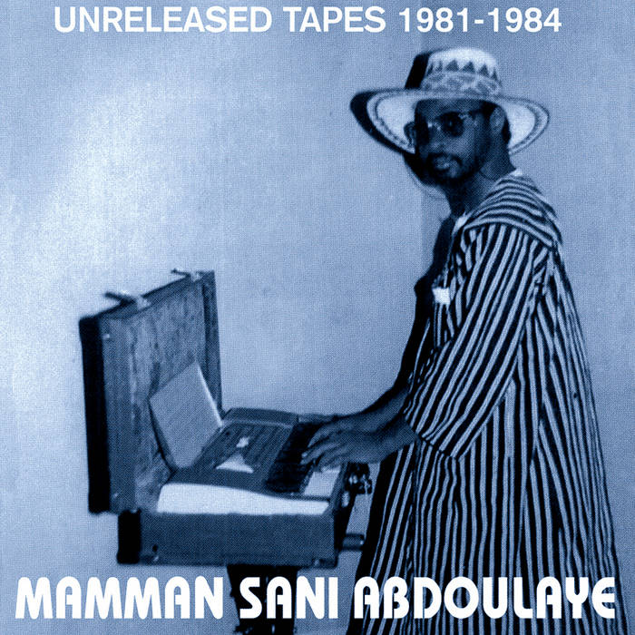 Unreleased Tapes 1981-1984 cover art
