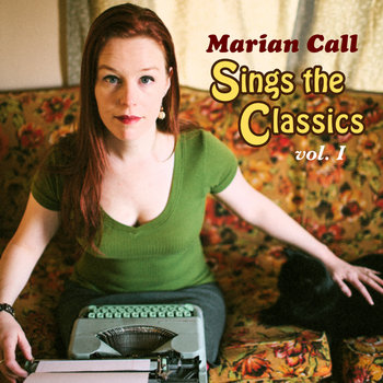 Marian Call Sings the Classics, vol. I cover art