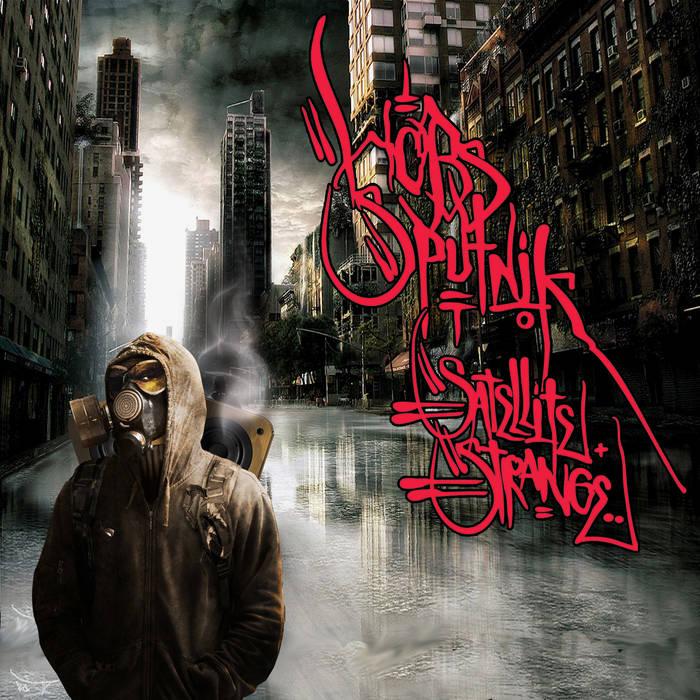 Hobs Sputnik - Satellite Strange cover art